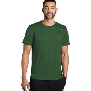 Nike Dri-Fit  Green XL Tee-shirt